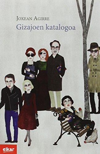 Gizajoen katalogoa (Literatura)