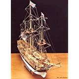 Mamoli - Modello kit barca BOUNTY Wooden ship model kit scala 1/100 - DUS_MV52