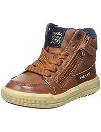 Geox Jungen J Arzach Boy F Hohe Sneaker