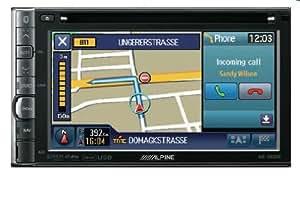 alpine ine s900r navigation system 6 1 inch display. Black Bedroom Furniture Sets. Home Design Ideas