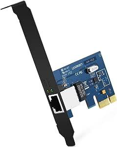 Ugreen Pci Express Pcie Netzwerkkarte Gigabit Ethernet Computer Zubehör
