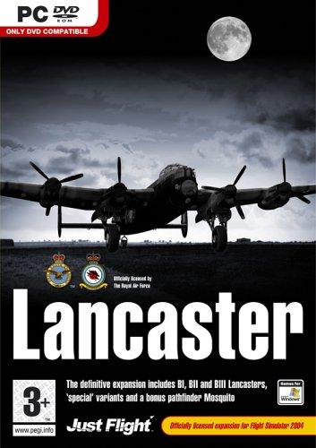 Just Flight Lancaster: Add-On for FS 2004 [UK Import]