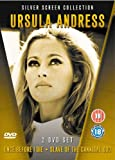 Ursula Andress Silver Screen (2DVD)