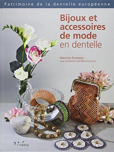 Bijoux et accessoires de mode en dentelle