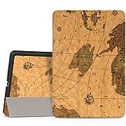 Compatibilità: Progettato su misura per il tuo Apple iPad Pro 9.7 Inch 2016 Tablet prezioso, questa custodia MoKo presenta una combinazione di funzionalità e stile. E 'ben costruito per proteggere il Apple iPad Pro 9.7 Inch 2016 Tablet per gl...