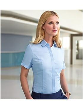 OverDose Manera de las mujeres remata la blusa Batwing sólido camiseta