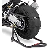 Couverturer Chauffantes Yamaha YZF-R6 S ConStands 60-80 °C Paire Noir