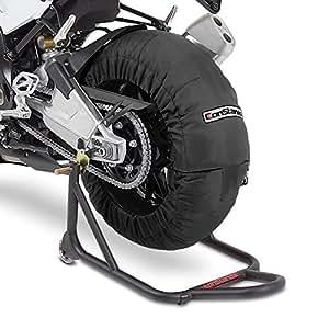Couvertures Chauffantes ConStands Superbike 60-80 °C Paie Noir