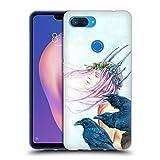 Head Case Designs Offizielle Jane Starr Weils Morrighan Und Ihre Raben Göttin 2 Soft Gel Hülle für Xiaomi Mi 8 Lite/Mi 8X