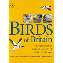 Birds of Britain: The Identification Guide to the Birds of Britain and Europe (Aa)