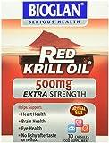Bioglan 500mg Red Krill Oil Capsules - Pack of 30 Capsules