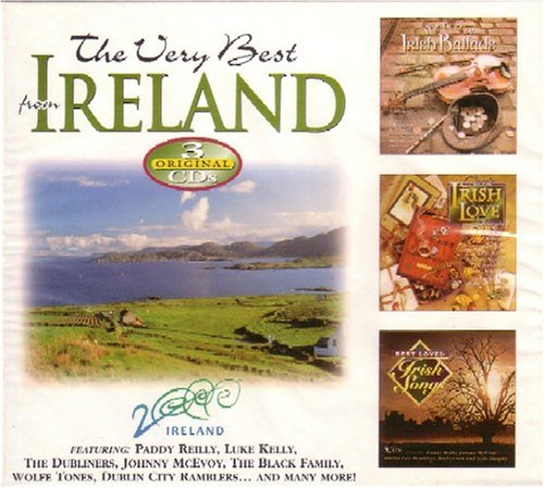 Preisvergleich Produktbild The Very Best from Ireland