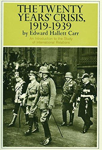 Twenty Years' Crisis, 1919-1939 por Edward H. Carr
