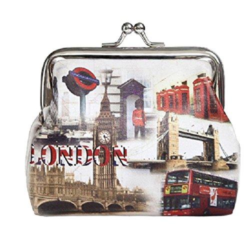 'pimpanty ; Portefeuille London