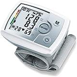 Beurer BC-31 - Tensiómetro de muñeca, indicador OMS, memoria 60 mediciones