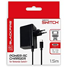 Ardistel - AC Adaptador (Nintendo Switch)