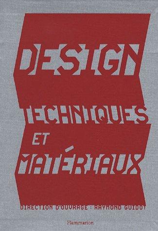 Design, techniques et matriaux