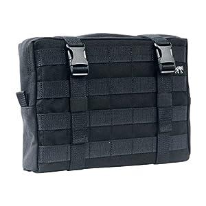 511VSet9w6L. SS300  - Tasmanian Tiger Unisex_Adult TT Tac Pouch 10 Bag, Black, 30 x 20 x 5 cm