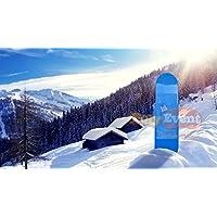 Poly Event Tabla de snowboard mecánico