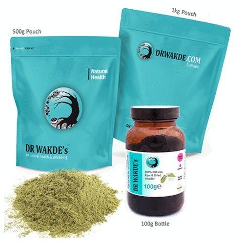 Alba Organics (Bhringraj Powder (Eclipta alba), Organic Raw - 500g)