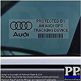 Best Rastreo GPS para los coches - Pegatinas de advertencia de dispositivo de rastreo GPS Review