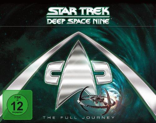 Star Trek - Deep Space Nine/Box (limitiert, exklusiv bei Amazon.de) (46 DVDs)