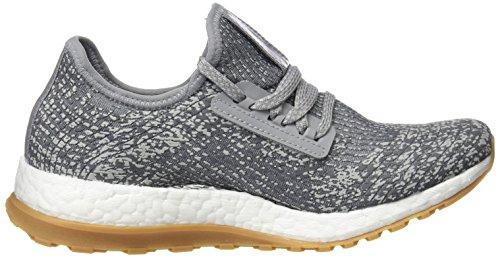 adidas Pureboost X Atr, Chaussures de Running Entrainement Mixte Adulte Gris (Mid Grey/Vista Grey/Silver Metallic)