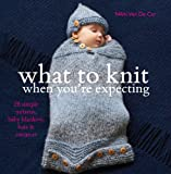 What To Knit When You're Expecting: 28 Simple Mittens, Baby Blankets, Hats & Sweaters