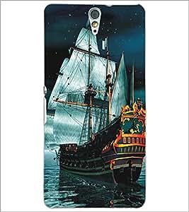 PRINTSWAG SHIP Designer Back Cover Case for SONY XPERIA C5