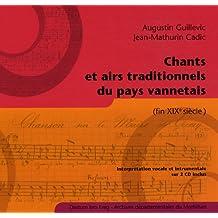 Chants et airs traditionnels du pays vannetais (2CD audio)