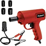 Einhell CC-HS 12 80W Black, Red power impact wrench - Power Impact Wrenches (80 W, 100 mm, 265 mm, 275 mm, 1.44 kg, 2.83 kg)
