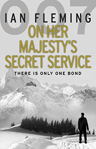 On Her Majesty's Secret Service (James Bond 007, Band 11) (Post Secrets Buch)