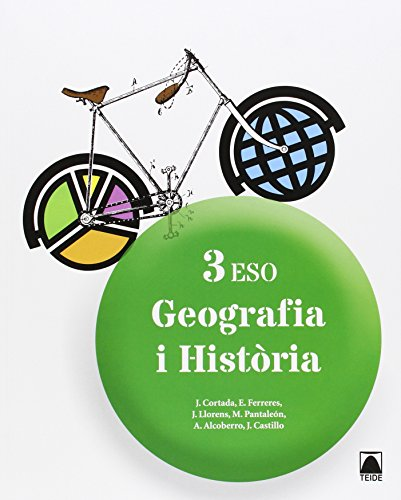 Geografia i història 3r ESO - 9788430790043