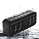 Best Altavoces inalámbricos Bluetooth - Recbot Altavoz Bluetooth portátiles inalámbrico 20W con 24 Review
