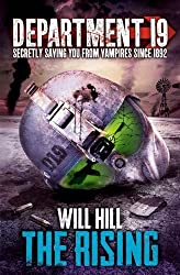 The Rising (Department 19) by Will Hill (2012-08-02)