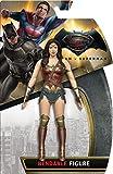 #5: NJ Croce Batman Vs Superman Wonder Woman Bendable Action Figure, Multi Color