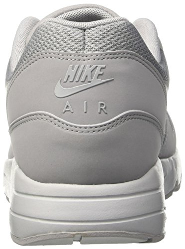Nike Herren Air Max 1 Ultra 2.0 Essential Laufschuhe Grau (Wolf Grey / Wolf Grey / Pure Platinum / Dark Grey)