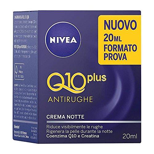 Nivea Q10Plus Antirughe Crema Noche Mini 20ml
