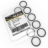 31 mm x 3 mm (37 mm OD) anillos de goma de nitrilo 70A dureza de la orilla - Elija el tamaño del paquete