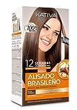 KATIVA - Kit de alisado brasileño