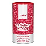 Xucker 1kg kalorienreduzierte natürliche Gelierzucker-Alternative, Xylit aus Frankreich, 3:1 Gelier-Xucker, 289 thumbnail