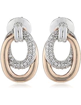 Esprit Damen-Ohrstecker 925 Sterling Silber rhodiniert Zirkonia Orea ELER92743B000