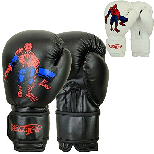 Kids Boxing Gloves Junior Punching MMA Fight Mitts Muay Training Sparring Youth
