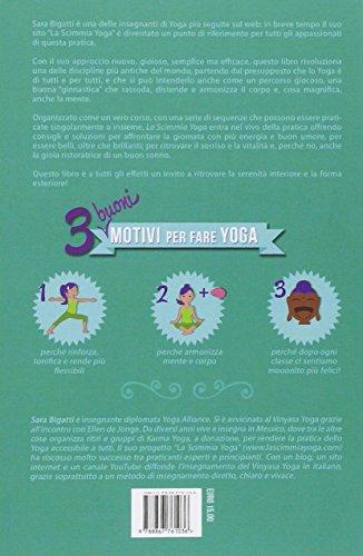 Zoom IMG-1 la scimmia yoga ti spiega