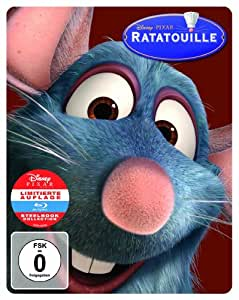 Ratatouille - Steelbook [Blu-ray] [Limited Edition]