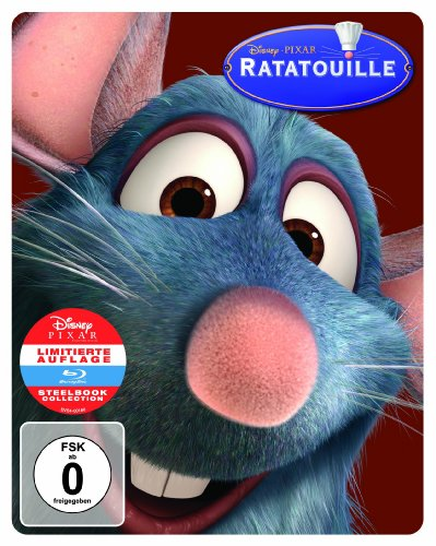 Ratatouille - Steelbook [Blu-ray] [Limited Edition]