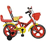 Taboo TCD-14 Red & Yellow Kid's Cycle (ASSEMBLY REQUIRED)
