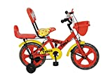 #8: Taboo TCD-14 Red & Yellow Kid's Cycle (ASSEMBLY REQUIRED)