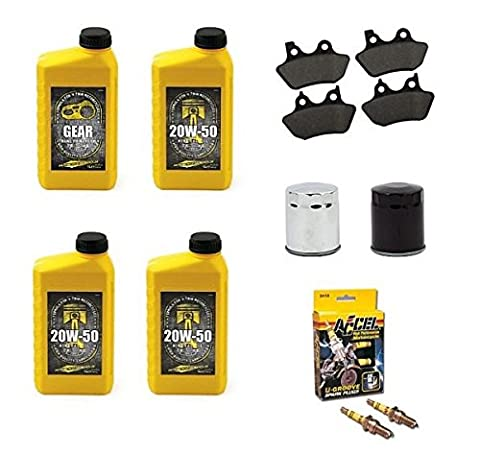 Kit Service Material Maintenance Mineral Oil 20 W 50 Oil Primary Transmission