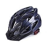 Blansdi Fahrradhelm Sport Bike Helm Herren Damen Unisex Erwachsenen Verstellbare Outdoors Helm Einstellbares Radsystem und Ein Weicher Mesh-Liner (57-63CM)